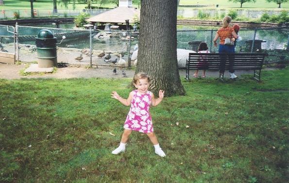 Hannah @ Playpland Park